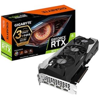GIGABYTE 지포스 RTX 3070 Ti Gaming OC D6X 8GB 제이씨현_이미지