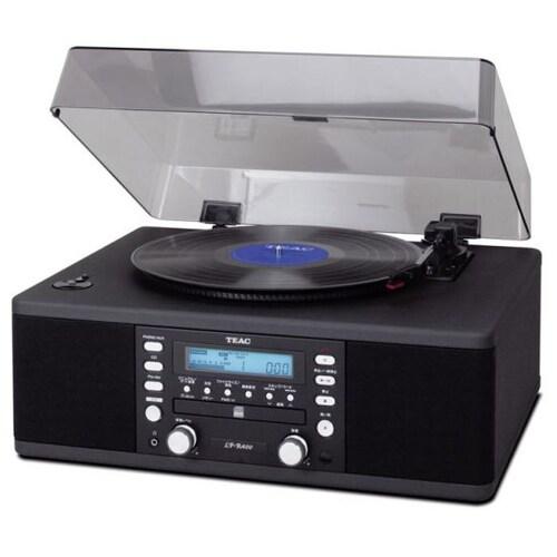 티악 LP-R400 턴테이블 CD레코더_이미지