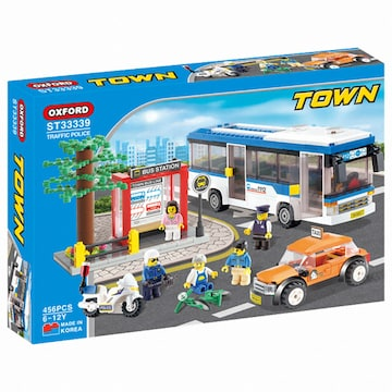 옥스포드 타운 교통경찰 (ST33339)