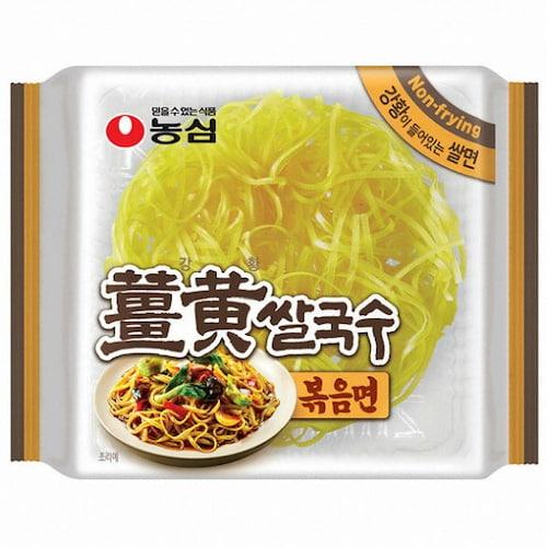농심 강황쌀국수 볶음면 118g (18개)_이미지