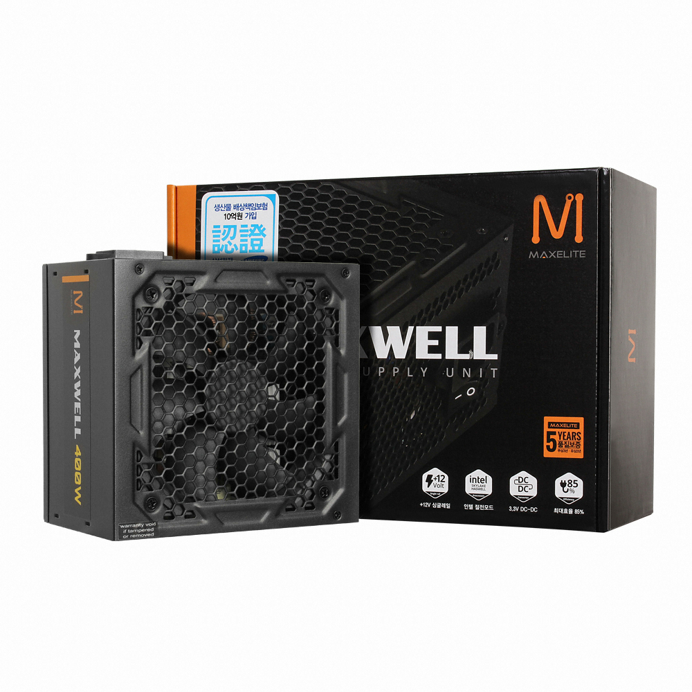 MAXELITE MAXWELL 400W 3.3V DC to DC FOR DDR4