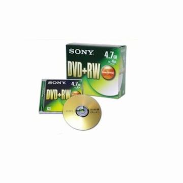SONY DVD+RW 4.7GB 4x 쥬얼 (20장)_이미지