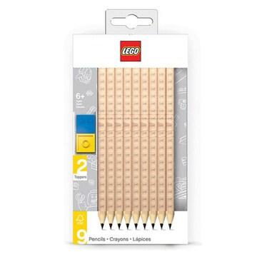 레고 연필 9본 세트