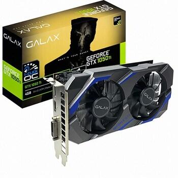 갤럭시 GALAX 지포스 GTX1050 Ti D5 4GB DUAL