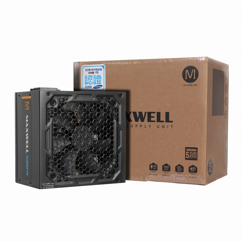 MAXELITE MAXWELL 500W 3.3V DC to DC FOR DDR4