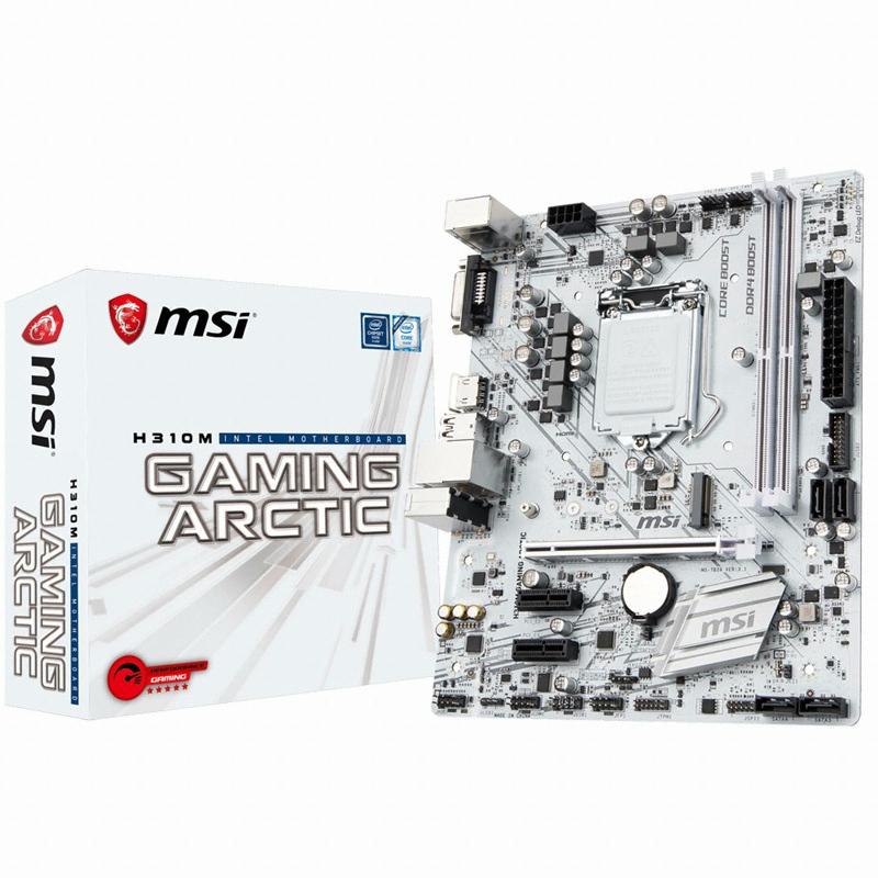 MSI H310M 게이밍 아틱