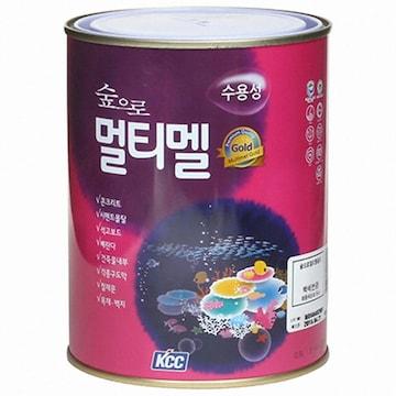 KCC 숲으로 홈앤 멀티멜 페인트(3.78L)