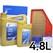 GM 순정 GEN2 5W30 + 순정필터 올뉴말리부 2.0 가솔린터보_이미지