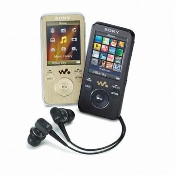 SONY Walkman NWZ-S730F Series 8GB (SONY NWZ-S738F MP3, 정품)_이미지