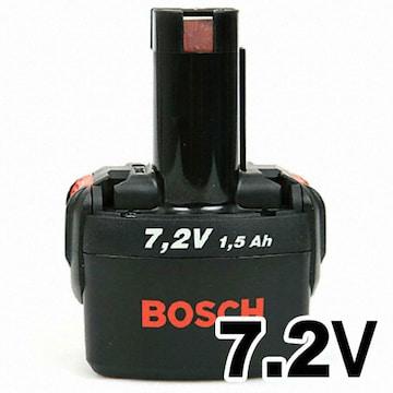 보쉬  GSR 7.2-2용 배터리 (1.5Ah)