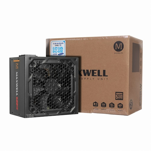 맥스엘리트  MAXWELL 600W 3.3V DC to DC FOR DDR4_이미지