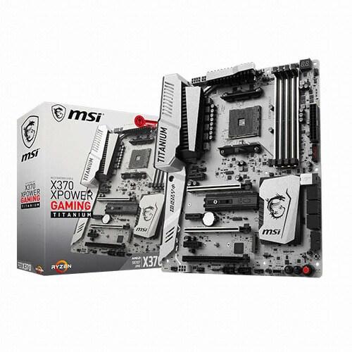 MSI X370 XPOWER 게이밍 티타늄_이미지
