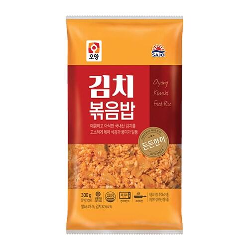 오양식품 김치 볶음밥 300g (1개)_이미지