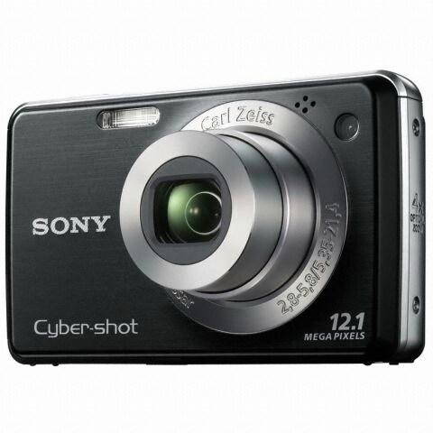 SONY 사이버샷 DSC-W210 (4GB 패키지)_이미지