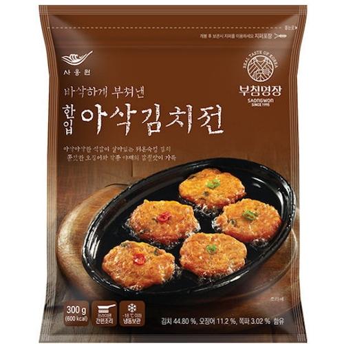 사옹원 마포골목 아삭 김치전 390g (1개)