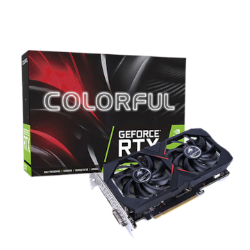 [인증] COLORFUL 지포스 RTX 2060 SUPER Gaming GT V2 D6 8GB 룰렛! 당첨