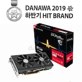 SAPPHIRE 라데온 RX 570 PULSE Optimized OC D5 4GB Dual-X