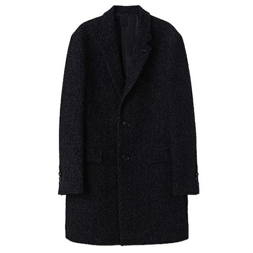 코오롱인더스트리 커스텀멜로우 JAKOBE coat CWCAW16311BKX_이미지