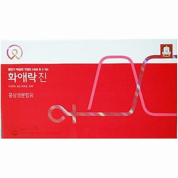 한국인삼공사 정관장 화애락 진 70ml 30포(1개)
