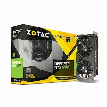 ZOTAC AMP 지포스 GTX1060 D5 3GB