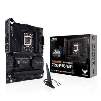 ASUS TUF Gaming Z590-PLUS WIFI 인텍앤컴퍼니_이미지