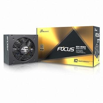 시소닉 FOCUS GOLD GX-650 Full Modular