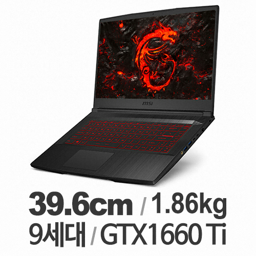 MSI GF시리즈 GF65 Thin 9SD (SSD 256GB)_이미지