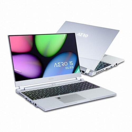 GIGABYTE NEW AERO 15S OLED WIN10 리미티드 에디션 (SSD 512GB)_이미지