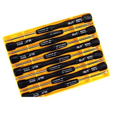 베스토 정밀 드라이버 세트 8800E (10pcs)