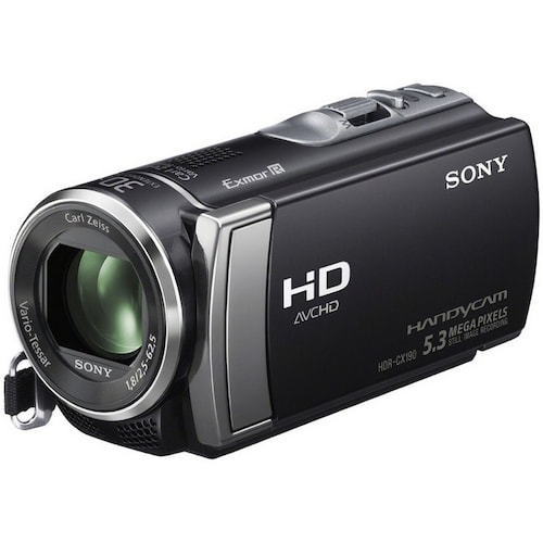 SONY HandyCam HDR-CX190 (해외구매)_이미지