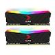 PNY XLR8 DDR4-3600 Gaming EPIC-X RGB 패키지 (16GB(8Gx2))_이미지