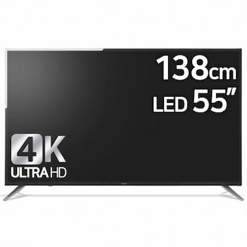 와사비망고 WM U550 UHD TV HDR NET4K (스탠드, 배송)_이미지