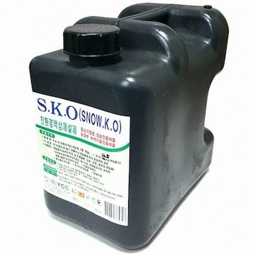 와이씨씨 친환경 액상 제설제 (10L)