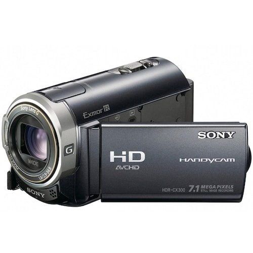 SONY HandyCam HDR-CX300 (배터리 패키지)_이미지