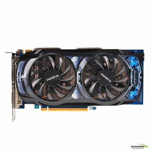 GIGABYTE 지포스 GTS450 OVER D5 1GB WINDFORCE 2X_이미지