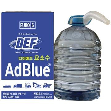 DEF 요소수 10L (1개)