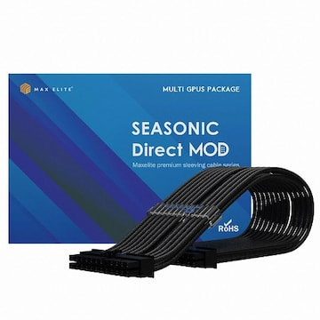 맥스엘리트  Direct MOD Multi GPUs Package(블랙)