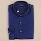 루이까또즈  네이비 긴소매 슬림핏 셔츠 Q5349C_이미지_0