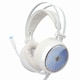 COX  CH30 일루젼 7.1 블루 LED 게이밍 헤드셋 (화이트)_이미지_1