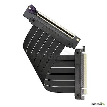 쿨러마스터 RISER CABLE PCI-E 3.0 x16 Ver.2(200mm)