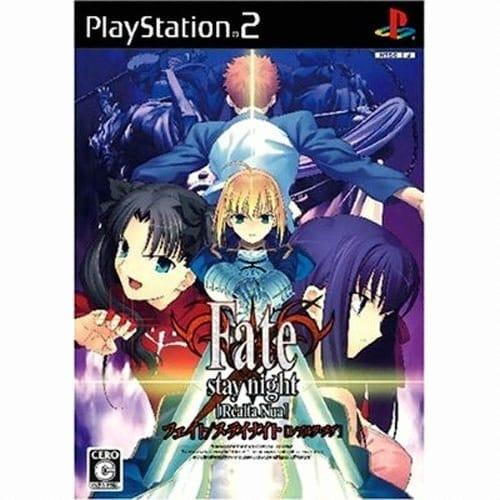 페이트 스테이 나이트 -레아르타 느아- (Fate Stay night -Realta Nua-) PS2 병행수입,일본판_이미지