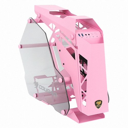 COUGAR  CONQUER MINI PINK EDITION