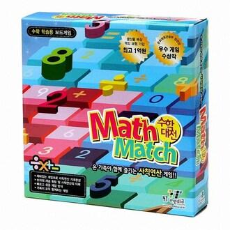 와이티미디어 Math Match 수학대전_이미지