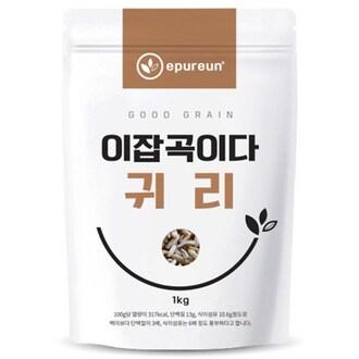 이쌀이다 이잡곡이다 수입귀리 1kg (1개)_이미지