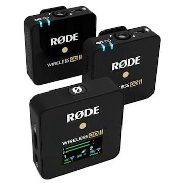 로데 Wireless GO II 무선마이크