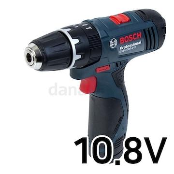 보쉬  GSB 1080-2-LI Professional (+액세서리, 1.5Ah, 배터리 1개)