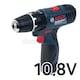 보쉬 GSB 1080-2-LI Professional (+액세서리, 1.5Ah, 배터리 1개)_이미지