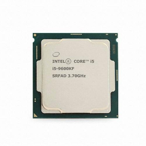 인텔 코어i5-9세대 9600KF (커피레이크-R) (벌크 + 쿨러)_이미지