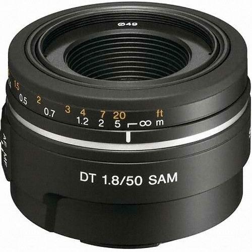 SONY 알파 DT 50mm F1.8 SAM (중고품)_이미지