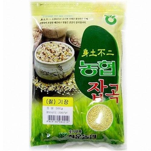 청운농협 찰기장 500g (1개)_이미지